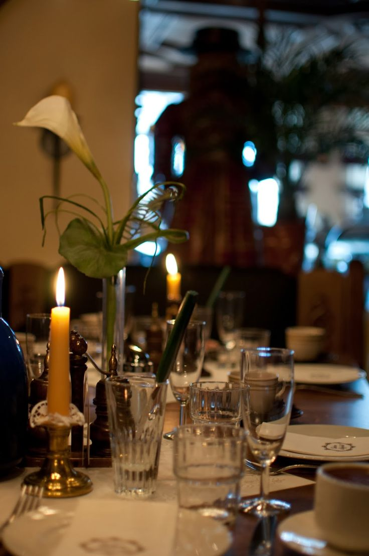Posted on Cityloque SENATS-STUBEN  BREMEN The perfect romantic brunch in the heart of Bremen