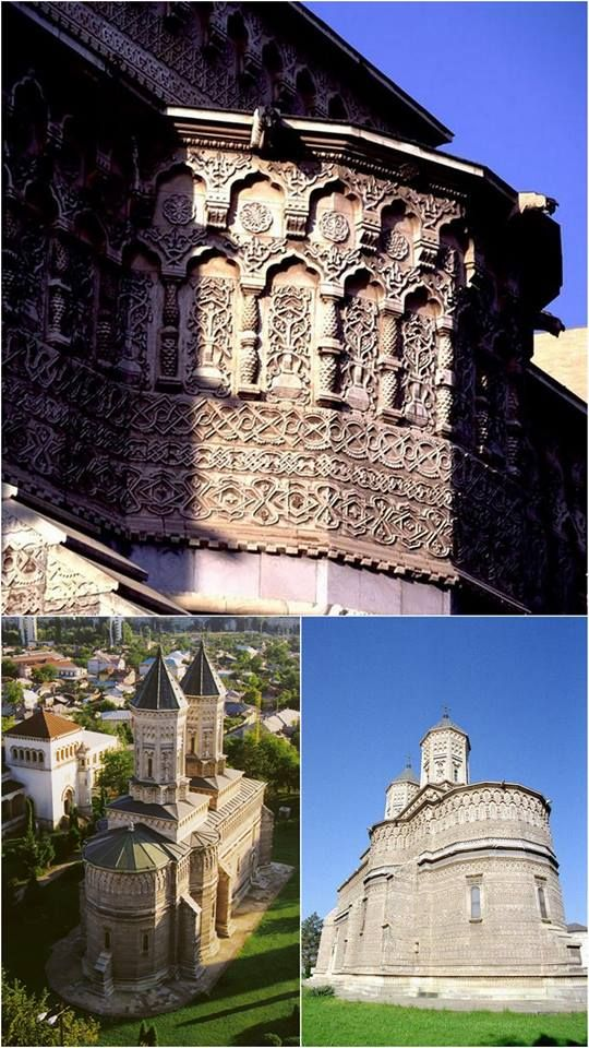 """""""Next to the #Cathedral is the #Church of the Three #Hierarchs. (Alan Ogden, #Romania Revisited, 2000) #Yash is the Residency seat of Lupu the new Moldavian Prince or Voivoda, where first we went to see his Particular Chappel, the outside whereof is all carved stone and the inside adorned from the bottom to the tops with Gold, with Pictures of saints and Apostles."""" (William Macmichael, Narration of a Journey from #Constantinopole to #Dunkirke, 1652)"""
