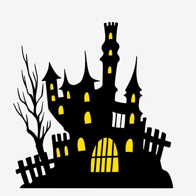Halloween Castle Silhouette Evil Halloween Images Clipart Halloween Evil Png Transparent Clipart Image And Psd File For Free Download Castle Silhouette Dark Material Mosque Silhouette