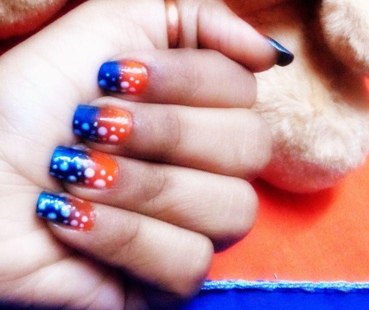 32 best Nail art by shikha goswami images on Pinterest   Nail art ...