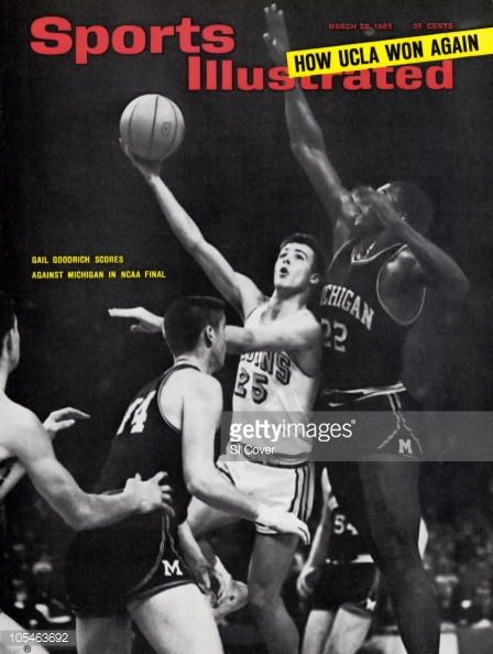 sports illustrated covers | March 29, 1965 Sports Illustrated Cover: College Basketball: NCAA ...