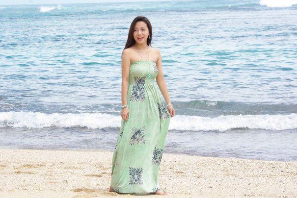 『バリ島発のリゾートファッションブランド Blue Waters』2015年のリゾートコレクション新作です!オリジナルキルト柄が可愛い♪当店ロングセラーモデル...|ハンドメイド、手作り、手仕事品の通販・販売・購入ならCreema。