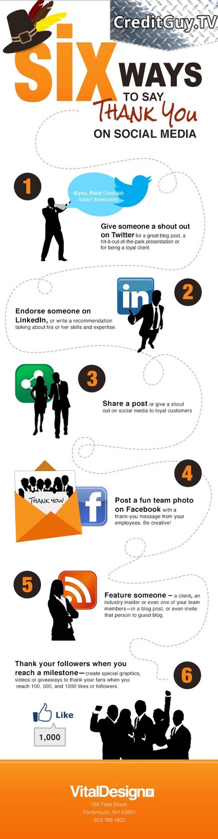 53 best Social media info images on Pinterest