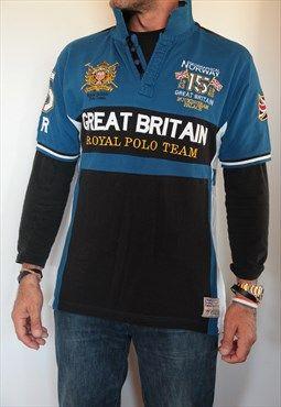 GB Buckingham Palace Royal Polo Team Polo Shirt. Size XXL