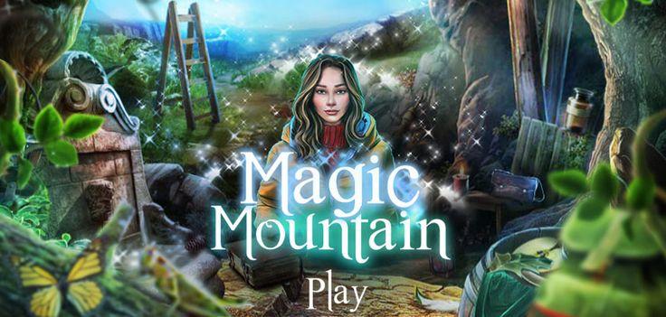 NEW FREE GAME just released! #hiddenobject #freegame #html5game #hiddenobjects Play 'Magic Mountain' here ➡ https://www.hidden4fun.com/hidden-object-games/4242/Magic-Mountain.html