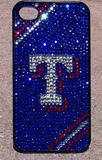Rhinestone Texas Rangers