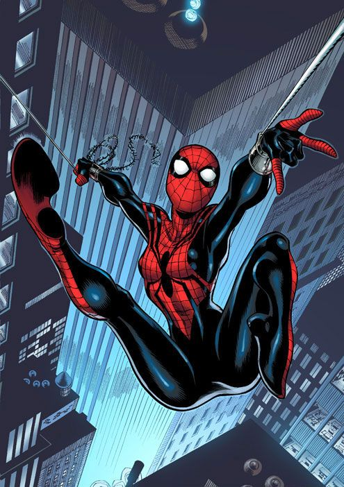 Spider-Girl (Parker) screenshots, images and pictures - Comic Vine