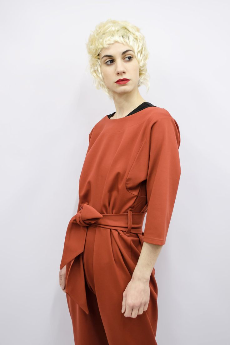 Jumpsuit Ono in Viscose Jersey Colors