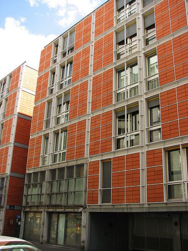 28 best images about facade terra cotta on pinterest Paris building supply paris tn