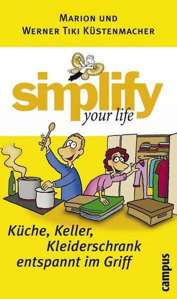 Tiki Küstenmacher Karikaturen | Marion Küstenmacher, Werner Tiki Küstenmacher : Simplify your life ...