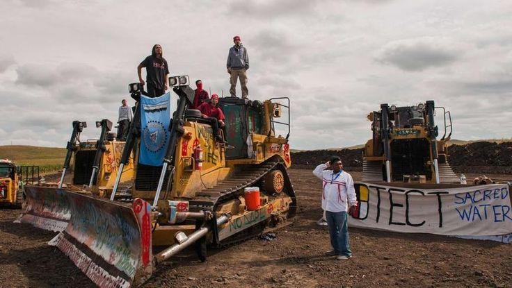 Etats-Unis:+la+bataille+des+Sioux+du+Dakota+du+Nord+contre+un+oléoduc