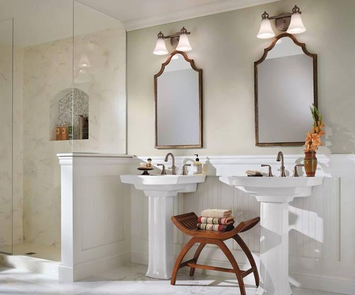 Kichler Lighting Parts Glass Choosing The Best Kichler Bathroom Lighting