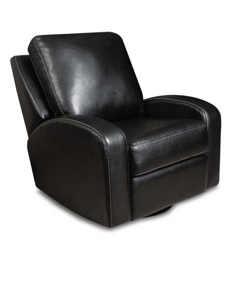 Dedecus Tucson small black leather recliners  sc 1 st  Pinterest & Best 25+ Small recliners ideas on Pinterest | Small man caves ... islam-shia.org
