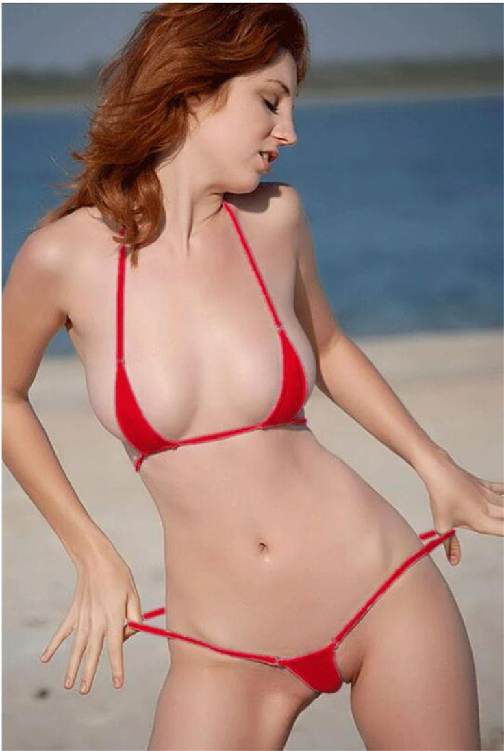2017 Sexy Micro Mini Bikini Set Women Transparent Swimwear ...