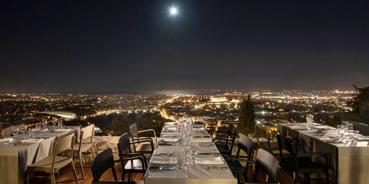 Upscale restaurants in Athens