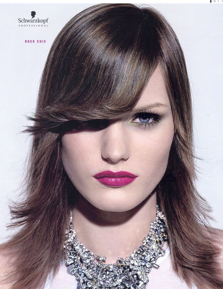Cool Summer brunette, dark blonde n.6., typical hair colour of Cool Summer. Choose 6.0, 6.01 or 6.1.