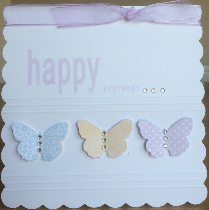Craftwork Cards butterfly stamps and die cuts by Jo Street