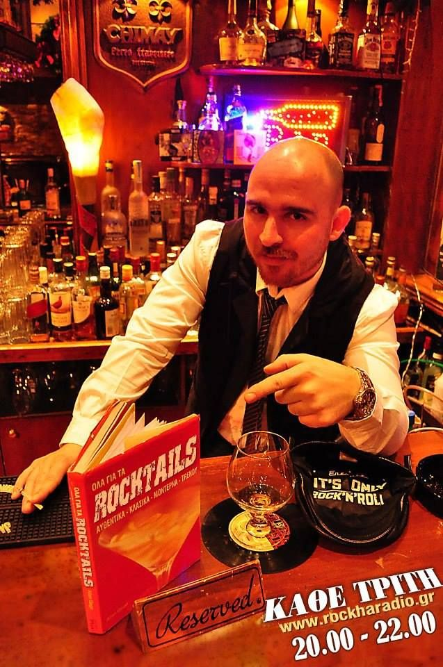 Rocktails radio show Every Tuesday 20:00-22:00 https://www.facebook.com/rocktailsrockharadio?fref=ts www.rockharadio.com
