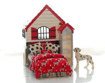 Pink & White Perfection PLAYHOUSE BED Dollhouse by MiniatureLane