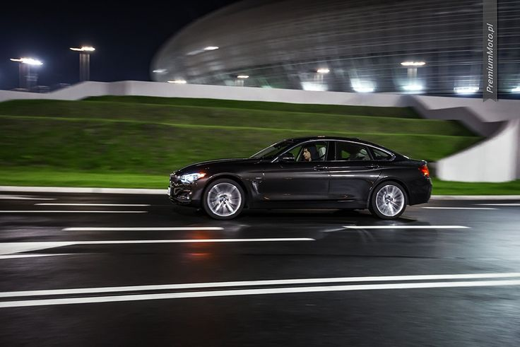 BMW 428i Grancoupe luxury in motion. #bmw #grancoupe #motion