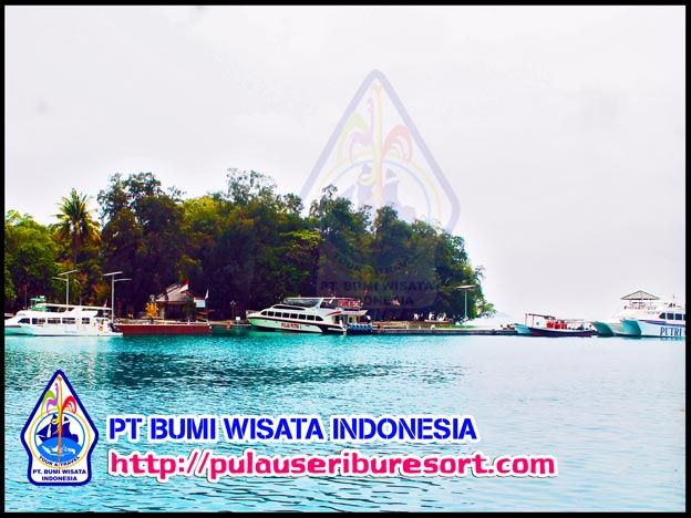 Pulau Putri Resort - Kepulauan Seribu . #pulauputri