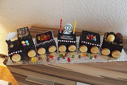 Geburtstagszug (Rezept mit Bild) von sonne06 | Chefkoch.de