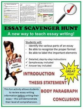 learn to write essay