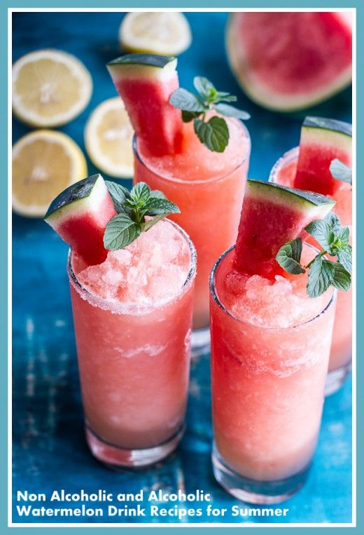 154 best images about non alcohol drinks on pinterest for Fourth of july drinks non alcoholic