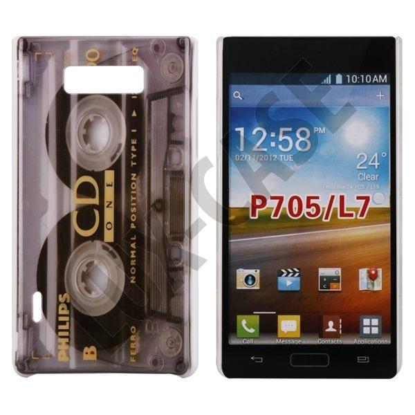 LG Optimus L7 Kuoret - Lux-Case.fi