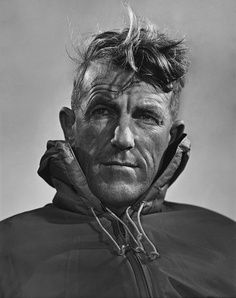 Image result for mountaineer edmund hillary