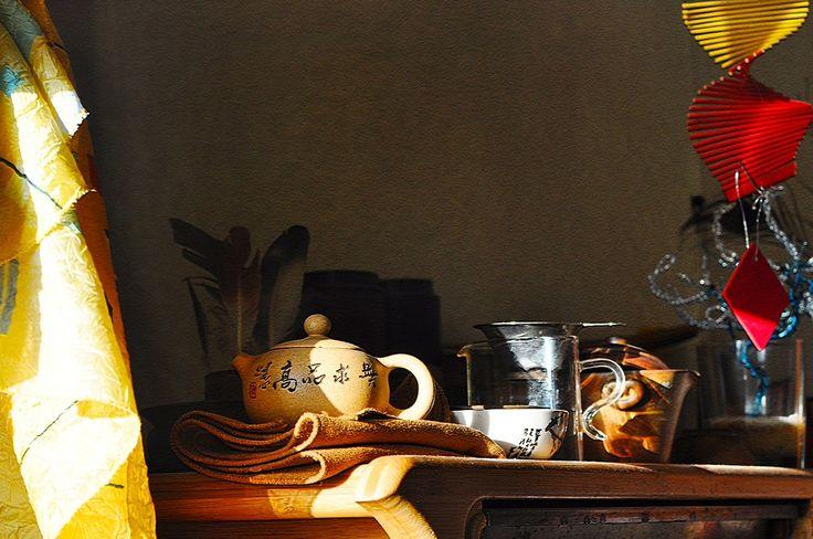 Чайники и чайницы.