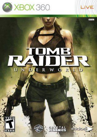 Amazon.com: Tomb Raider: Underworld: Xbox 360: Video Games