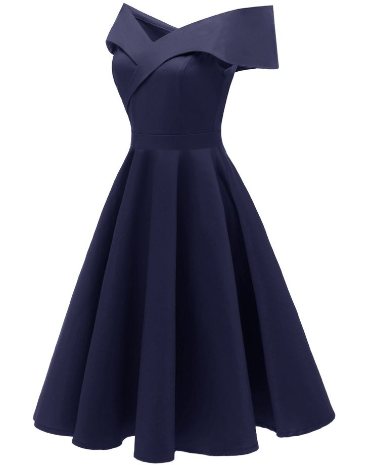 Bridesmaid Party Dress Flower Girl Big Off-Shoulder & Hemlines Dress