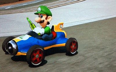 Beerio Kart | 13 Ways To Turn Video Games Into Drinking Games