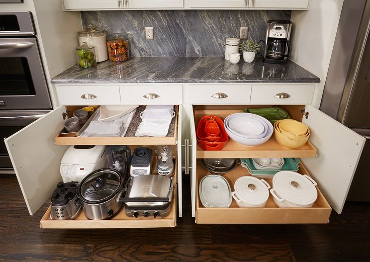 Transform Your Cabinets Into Hard-working Cabinets With