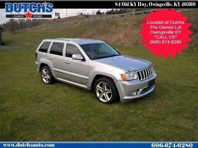 eBay: 2008 Jeep Grand Cherokee SRT8 2008 Jeep Grand Cherokee #jeep #jeeplife