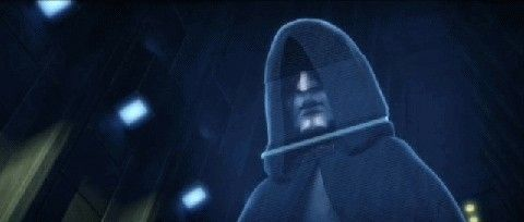 countofthesith.tumblr.comAristocratic Sith  as Master and Apprentice. Sidious is the puppet master behind the entire Clone Wars and only through Count Dooku (or as his Sith name, Darth Tyranus) can he fully orchestrate the war.  Images may be subject to copyright