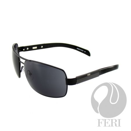 GWT Galleries, FERI Designer Lines, FERI Berlin Black Shield...Acetate is a hypo allergenic plastic - Acetate is used for its shine, color depth and durability