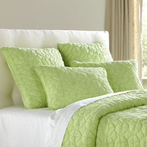 Melody Quilted Bedding Collection #birchlane