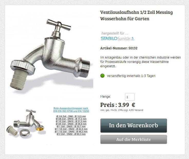 Více než 25 nejlepších nápadů na Pinterestu na téma Wasserhahn - wasserhahn niederdruck küche