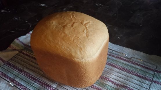 Extremely Soft White Bread Bread Machine) Recipe - Food.com
