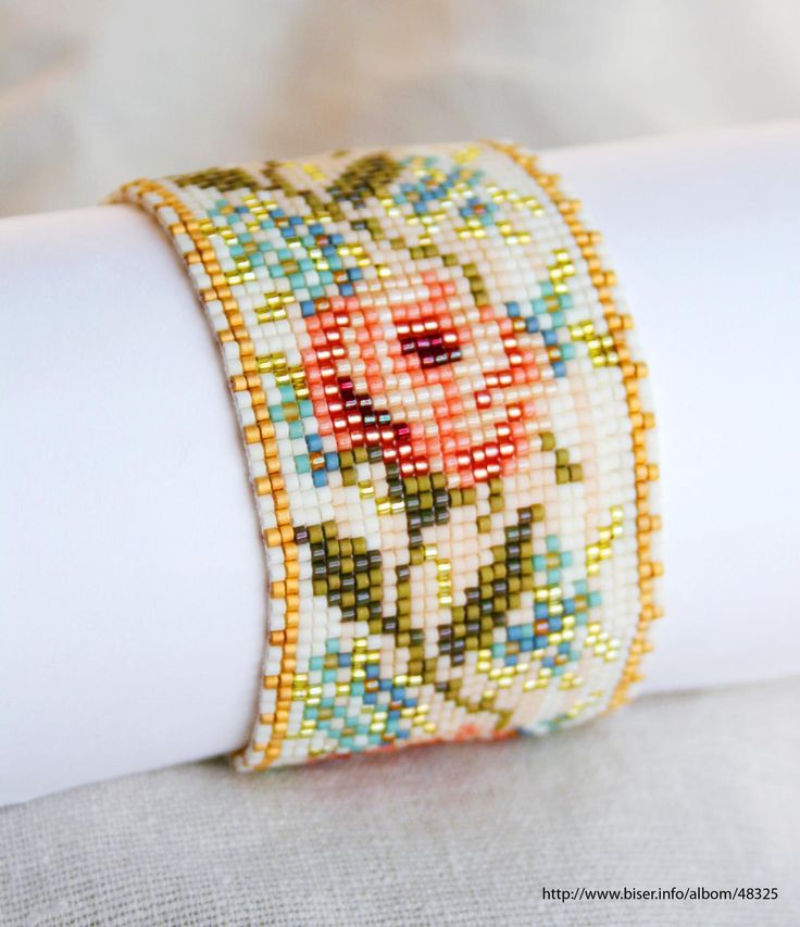 1000+ Images About Loom Beading On Pinterest