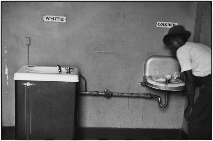 North Carolina, USA, 1950. Taken by Elliott Erwit.
