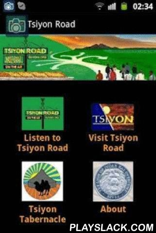 Tsiyon Road Messianic Radio  Android App - playslack.com ,  The official Tsiyon Road App. Listen to Tsiyon Road Messianic RadioFeaturing:- Eliyahu ben David Bet Midrash - each Shabbat hear teachings from the Torah.- On The Road To Tsiyon with Eliyahu ben David and Dawn - In-depth teachings straight from the scriptures.- Great Messianic worship music - featuring artists such as Lev Shalo, Greg Silverman, Rod Woodruff, miYah, Carlos Perdomo, Deborah Kline and Natalie Isaacs.- Hidden in Plain…