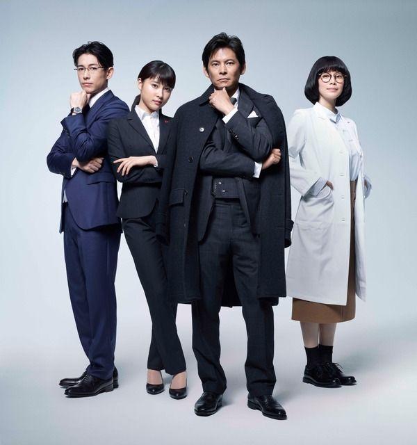 「IQ246~華麗なる事件簿~」 (C)TBS