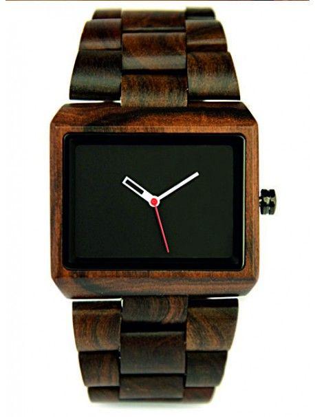 Náramkové dřevěné hodinky jsou tím nejluxusnějším, nejelegantnějším, okouzlujícím co u nás můžete najít. Kvalitní zpracování a kombinace jedinečného dřeva dávají hodinkám elegantní tvar. S trendy náramkovými hodinkami jednoznačně zaujmete své blízké i obchodní partnery, nebo přátel. Náramkové dřevěné hodinky jsou skvělým dárkem, kterým potěšíte srdce své blízké. Prostě budete okouzlující. Jste originální a odlište se od ostatních. Jedinečný. Hodinky jsou dodávány v elegantní dárkové…