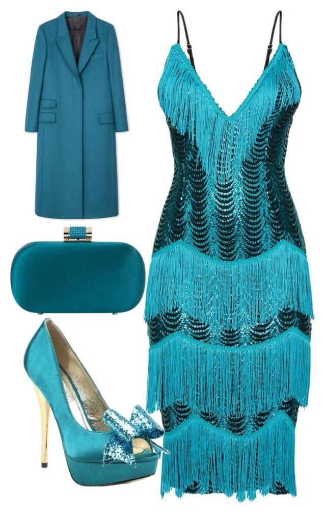 """Untitled #416"" by mayaroger on Polyvore featuring Luichiny, Inge Christopher and Paul Smith"