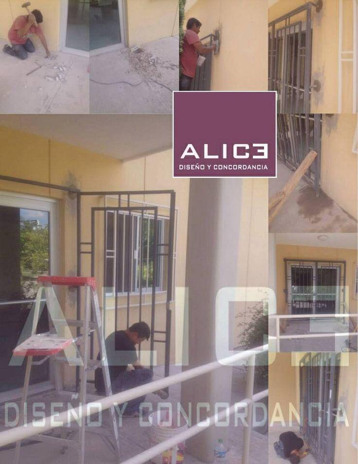 Mantén a resguardo el interior de tu casa, coloca protecciones de herrería en puertas y ventanas