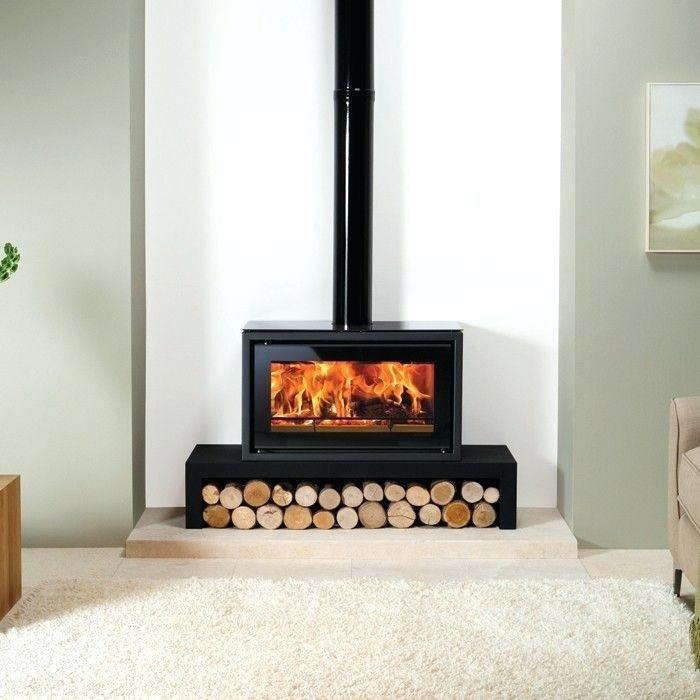 Free Standing Fireplace Ideas Best Freestanding Fireplace Ideas On
