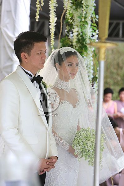 108 Best Images About Heart Amp Chiz Escudero Wedding On Pinterest